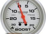 Autometer Ultra Lite 2 5/8 Boost 20PSI/Vacuum Датчик