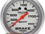 Autometer Ultra Lite 2 5/8 тормозной Pressure Датчик