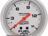 Autometer Ultra Lite 2 5/8 давления топлива 0-15 Датчик