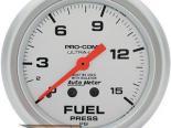 Autometer Ultra Lite 2 5/8 давления топлива w/Isolator Датчик