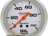 Autometer Ultra Lite 2 5/8 давление масла 0-100 Датчик