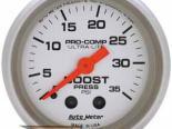 Autometer Ultra Lite 2 1/16 Boost 35 PSI Датчик