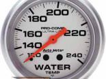 Autometer Ultra Lite 2 5/8 температуры жидкости 120-240 Датчик