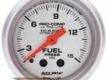 Autometer Ultra Lite 2 1/16 давления топлива w/Isolator Датчик