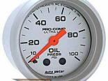 Autometer Ultra Lite 2 1/16 давление масла 0-100 Датчик