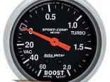Autometer Sport-Comp 2 5/8 Metric Boost/Vacuum Датчик