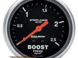 Autometer Sport-Comp 2 5/8 Metric Boost Датчик