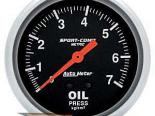 Autometer Sport-Comp 2 5/8 Metric давление масла Датчик