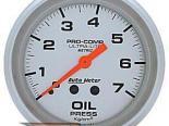 Autometer Ultra-Lite 2 5/8 Metric давление масла Датчик