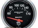 Autometer Sport-Comp 2 5/8 Metric температуры масла 60-170 Датчик