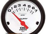 Autometer Phantom 2 1/16 Metric давление масла Датчик