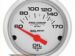 Autometer Ultra-Lite 2 1/16 Metric температуры масла Датчик