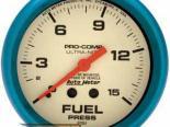 Autometer Ultra Nite 2 5/8 давления топлива Датчик