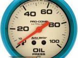 Autometer Ultra Nite 2 5/8 давление масла 0-100 Датчик
