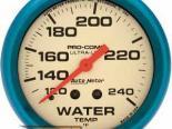 Autometer Ultra Nite 2 5/8 температуры жидкости 120-240 Датчик