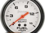 Autometer Phantom 2 5/8 давления топлива 0-15 Датчик