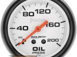 Autometer Phantom 2 5/8 давление масла 0-200 Датчик