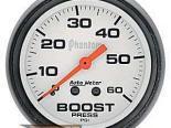 Autometer Phantom 2 1/16 Boost 60 PSI Датчик
