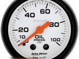 Autometer Phantom 2 5/8 давление масла 0-100 Датчик