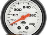 Autometer Phantom 2 1/16 температуры масла Датчик