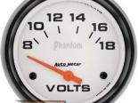Autometer Phantom 2 5/8 вольтметр Датчик