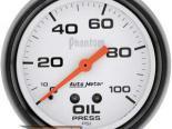 Autometer Phantom 2 5/8 давление масла Датчик