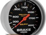 Autometer Pro-Comp 2 5/8 тормозной Pressure Датчик