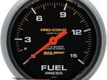 Autometer Pro-Comp 2 5/8 давления топлива 0-15 w/ Isolator Датчик