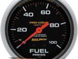 Autometer Pro-Comp 2 5/8 давления топлива 0-100 Датчик