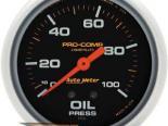 Autometer Pro-Comp 2 5/8 давление масла 0-100 Датчик