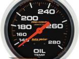 Autometer Pro-Comp 2 5/8 температуры масла 140-280 Датчик