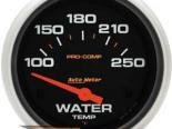 Autometer Pro-Comp 2 5/8 температуры жидкости Датчик