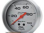 Autometer серебристый 2 5/8 давление масла 0-100 Датчик