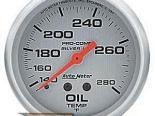 Autometer серебристый 2 5/8 температуры масла Датчик