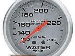 Autometer серебристый 2 5/8 температуры жидкости 120-240 Датчик