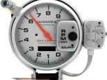 Autometer серебристый 5in. тахометр Dual Channel/Playback 9000 RPM