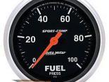 Autometer Sport-Comp 2 5/8 давления топлива 0-100 Датчик