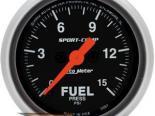 Autometer Sport-Comp 2 1/16 давления топлива 0-15 Датчик