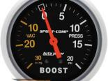 Autometer Sport-Comp 2 5/8 Boost 20 PSI/Vacuum Датчик
