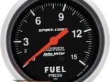 Autometer Sport-Comp 2 5/8 давления топлива 0-15 Датчик