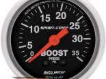 Autometer Sport-Comp 2 1/16 Boost Датчик