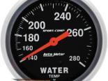 Autometer Sport-Comp 2 5/8 температуры жидкости 140-280 Датчик