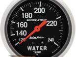Autometer Sport-Comp 2 5/8 температуры жидкости 120-240 Датчик