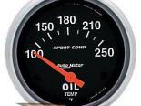 Autometer Sport-Comp 2 5/8 температуры масла 100-250 Датчик