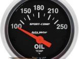 Autometer Sport-Comp 2 1/16 температуры масла 100-250 Датчик