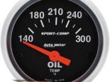 Autometer Sport-Comp 2 1/16 температуры масла 140-300 Датчик