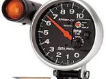 Autometer Sport-Comp 5in. тахометр Shift Lite 10000 RPM