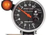 Autometer Sport-Comp 5in. тахометр Shift Lite Mem. 10000 RPM