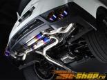 Amuse Extra Titan выхлоп - Nissan Skyline GTR R35 09+