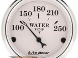 Autometer Old Tyme Белый 2 1/16 температуры жидкости Датчик